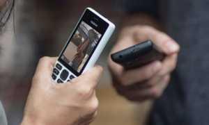Кнопочный телефон с хорошим приемом сигнала сети
