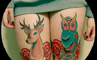 Как выбрать татуировку тест